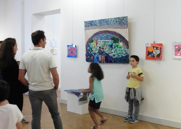 Exposition La Classe, L'oeuvre ! Japonisme à Aix les Bains
