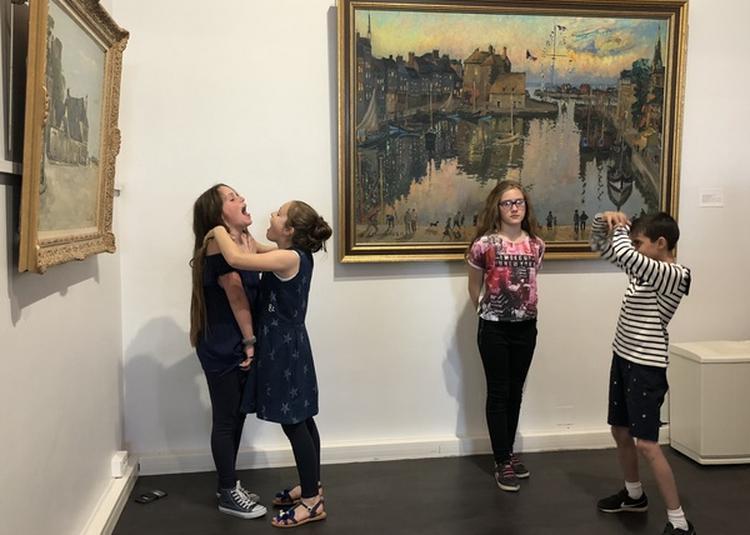 Exposition : La Classe, L'oeuvre ! Au Musée Eugène Boudin à Honfleur