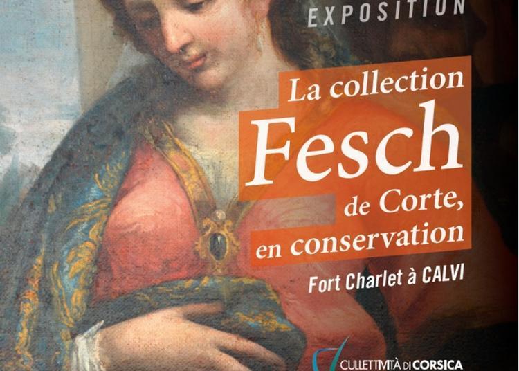 Exposition La Collection Fesch De Corte, En Conservation à Calvi