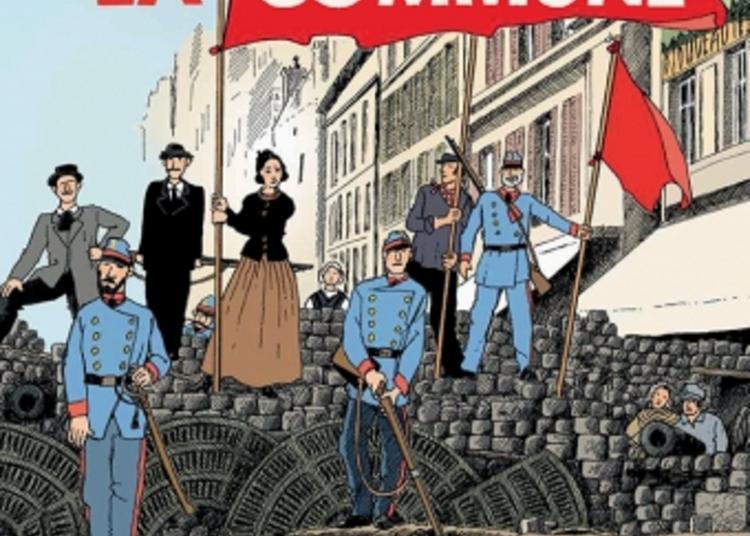 Exposition: La Commune Illustrée à Issy les Moulineaux