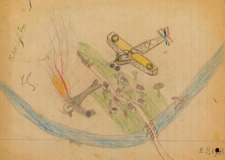Exposition La Grande Guerre Vue Par Un Enfant à Epernay