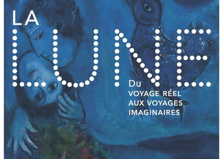 Exposition 'la Lune - Du Voyage Réel Aux Voyages Imaginaires' à Paris 8ème