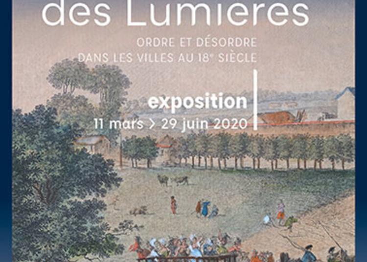 Exposition La Police Des Lumières à Paris 4ème