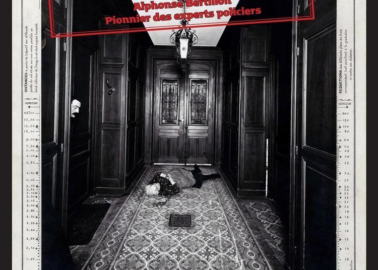 Exposition La Science à La Poursuite Du Crime. Alphonse Bertillon, Pionnier Des Experts Policiers à Pierrefitte sur Seine