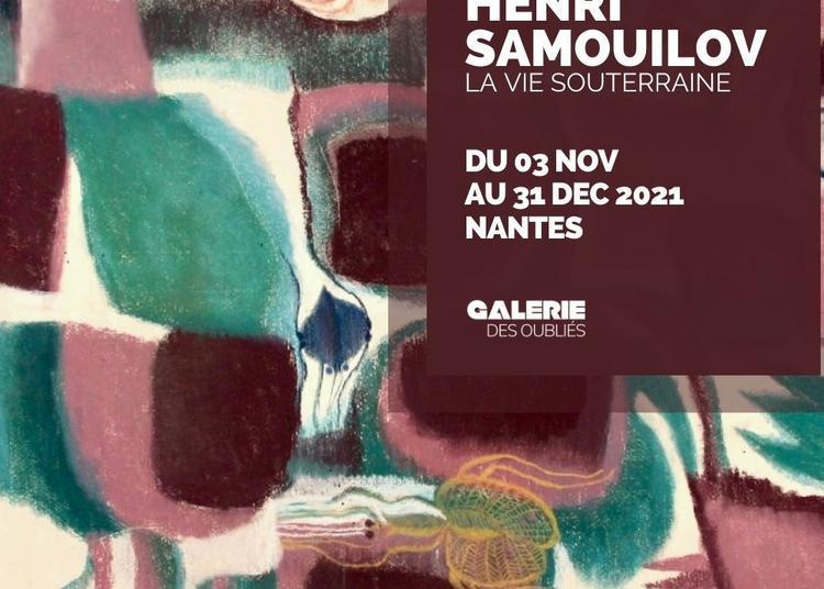 Exposition - La vie souterraine à Nantes