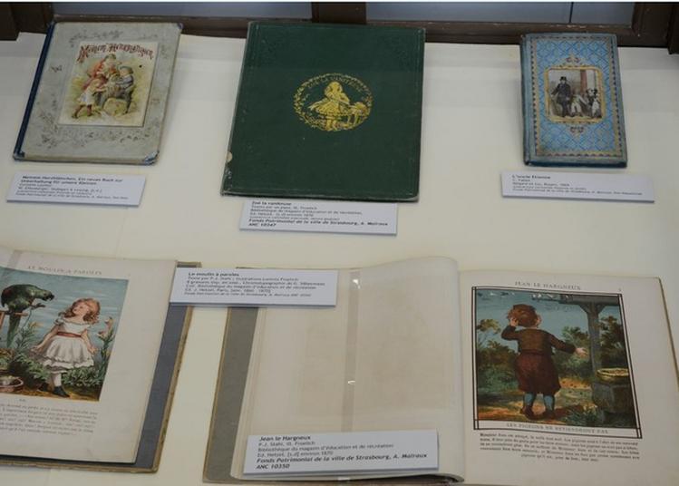 Exposition « Anges Et Démons ». à Strasbourg