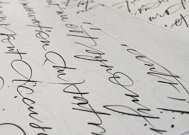 Exposition « Calligraphie(s) » Avec Christel Llop à Toulouse