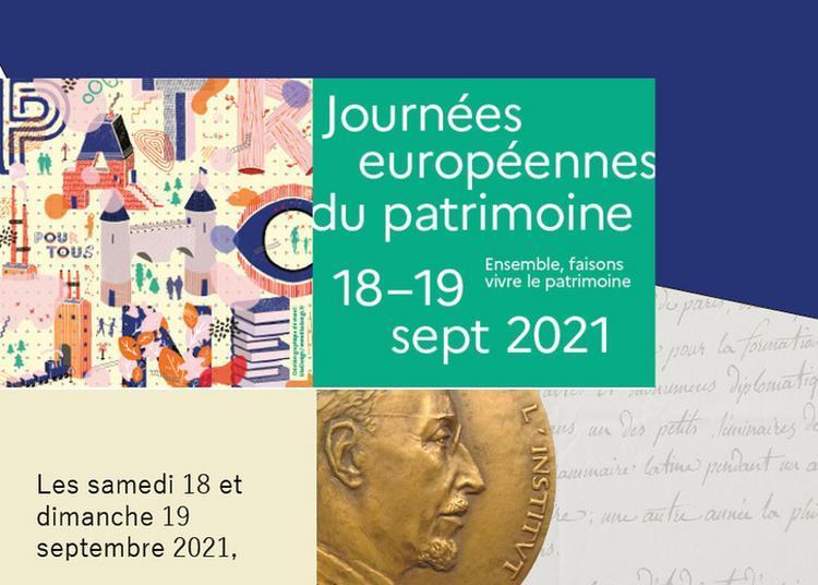 Exposition « L'académie Des Inscriptions Et Belles-lettres Et L'École Des Chartes : Fragments D'une Histoire Partagée » à Paris 6ème