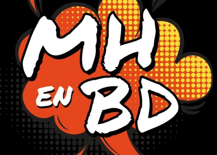 Exposition « Mh En Bd » à Bourganeuf