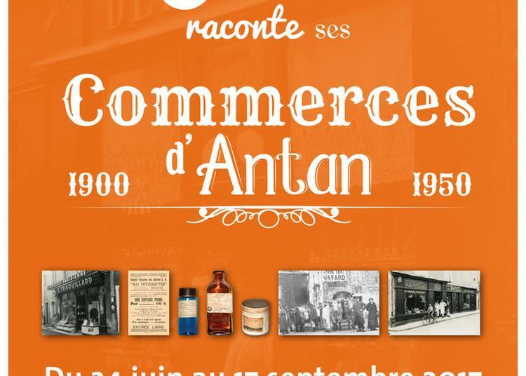Exposition «commerces D'antan - 1900/1950» à Bressuire