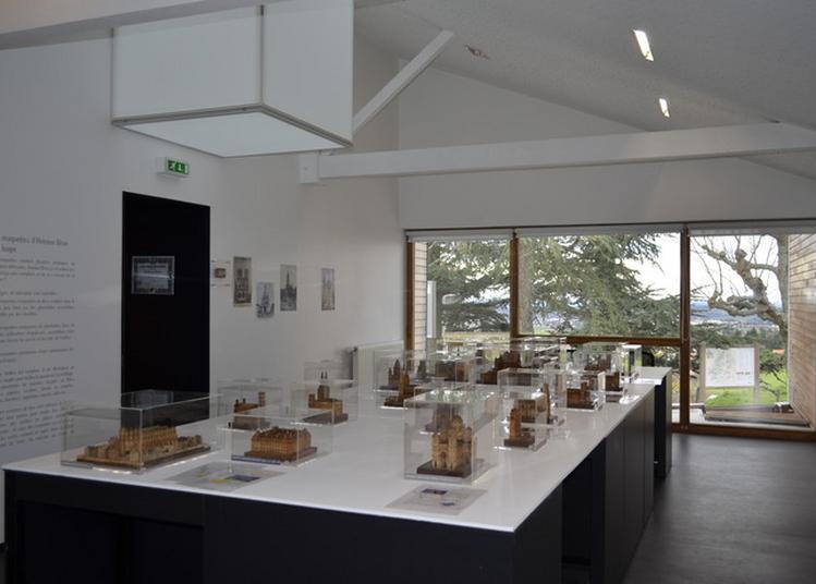 Exposition «de La Réalité à La Maquette». à Sainte Consorce