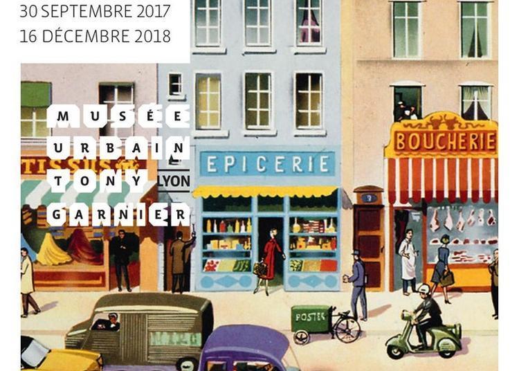 Exposition «la Vie Mode D'emploi». à Lyon