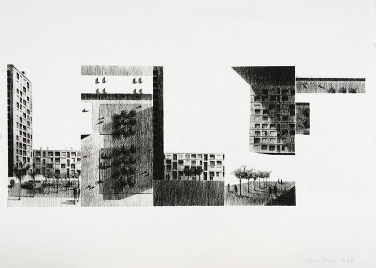 Exposition « Présence Du Vide » De L'architecte Du Patrimoine Bertrand Robuchon à Le Dorat