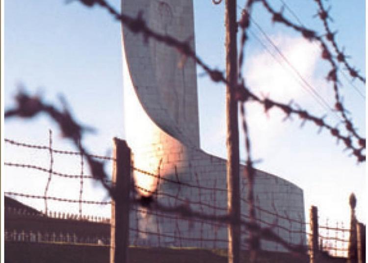 Exposition Le Camp De Concentration De Natzweiler-struthof (1941-1945). à Le Teil
