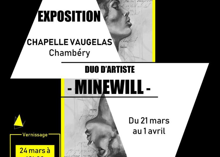 Le Duo MineWill à Chambery