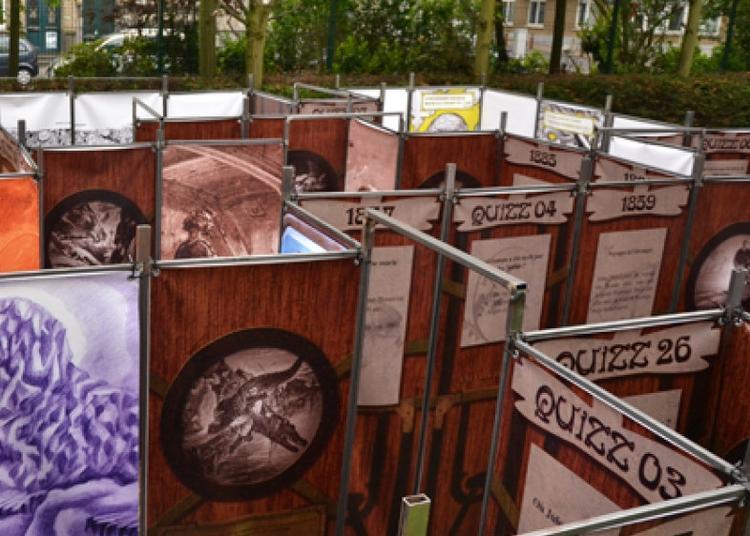 Exposition / Le labyrinthe fantastique à Witry les Reims