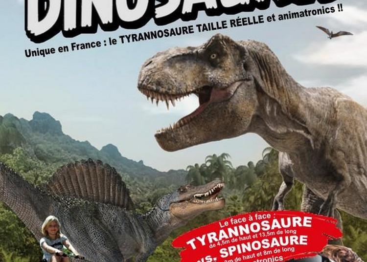Exposition Le Monde des Dinosaures à Pornichet