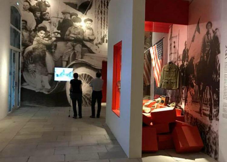 Exposition Le Saillant De Saint-mihiel 1914-1918 De L'occupation à La Libération à Saint Mihiel