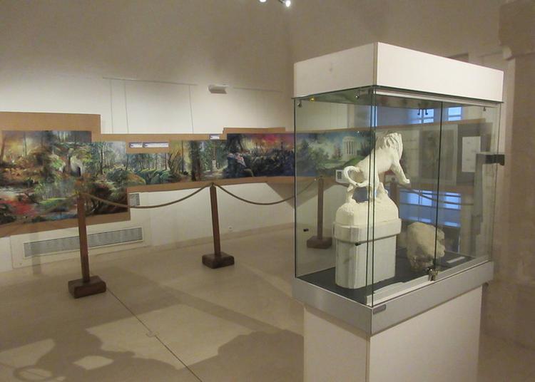 Exposition  Le Saillant De Saint-mihiel Vu Par Les Artistes à Saint Mihiel