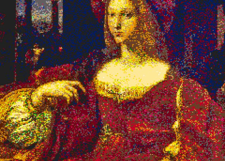 Exposition Lego® : Cheverny À La Renaissance