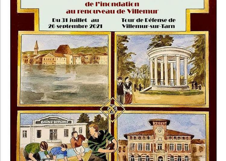 Exposition Les Années 30, De L'inondation Au Renouveau De Villemur à Villemur sur Tarn