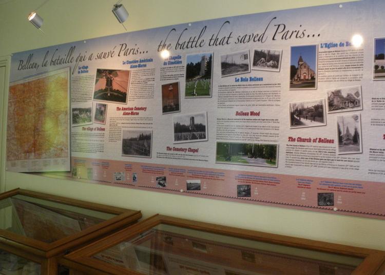 Exposition Les Enfants Pendant La Grande Guerre à Belleau