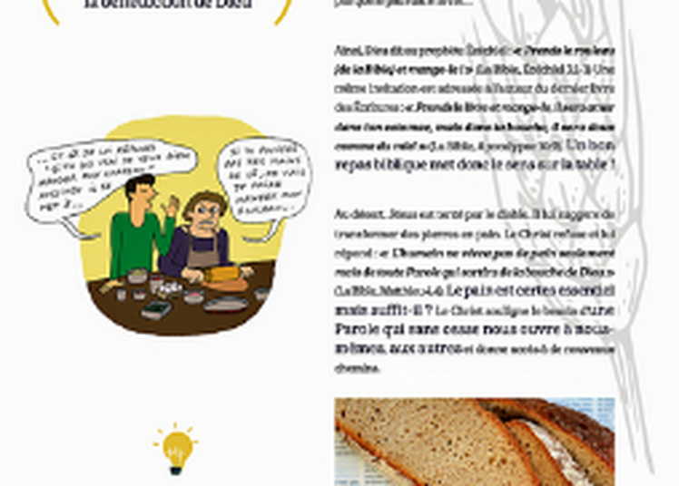 Exposition Les Repas dans la Bible à Agen