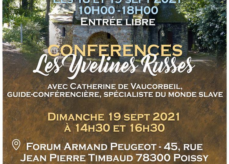 Exposition Les Yvelines Russes à Poissy