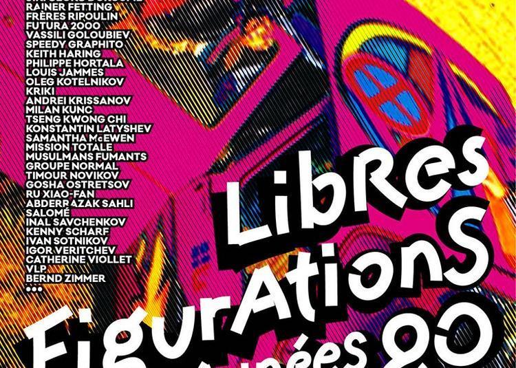 Exposition Libres Figurations, années 80 à Calais
