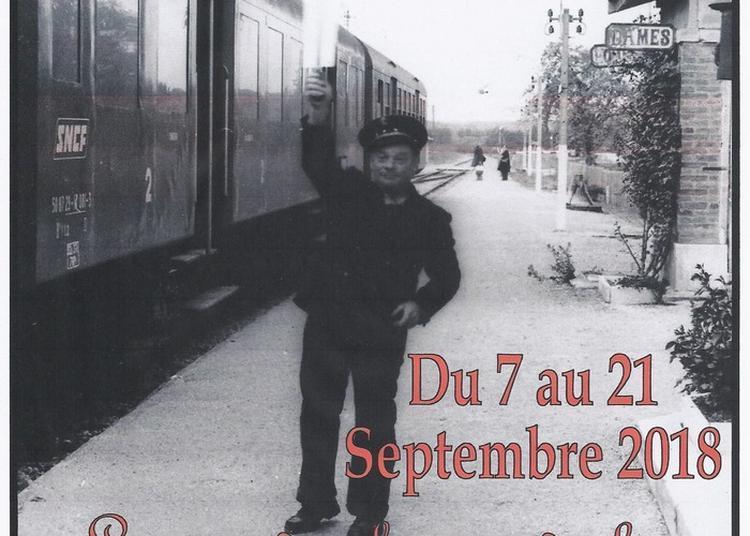 Exposition Lignes De Chemin De Fer : Troyes-châtillon Sur Seine / Les Riceys-cunfin à Mussy sur Seine