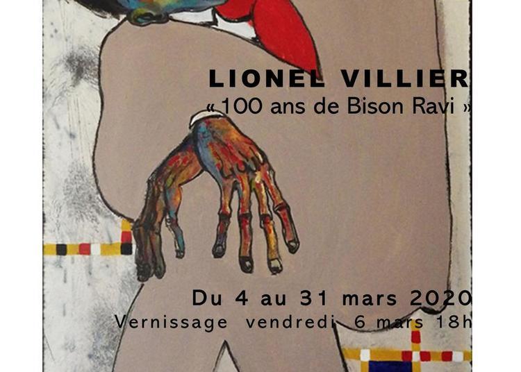 Exposition Lionel Villier