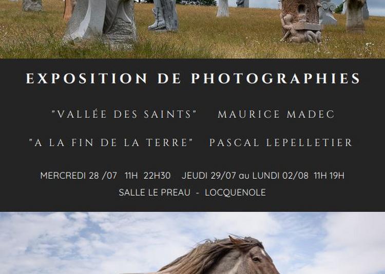 Expostion de Photographies à Locquenole