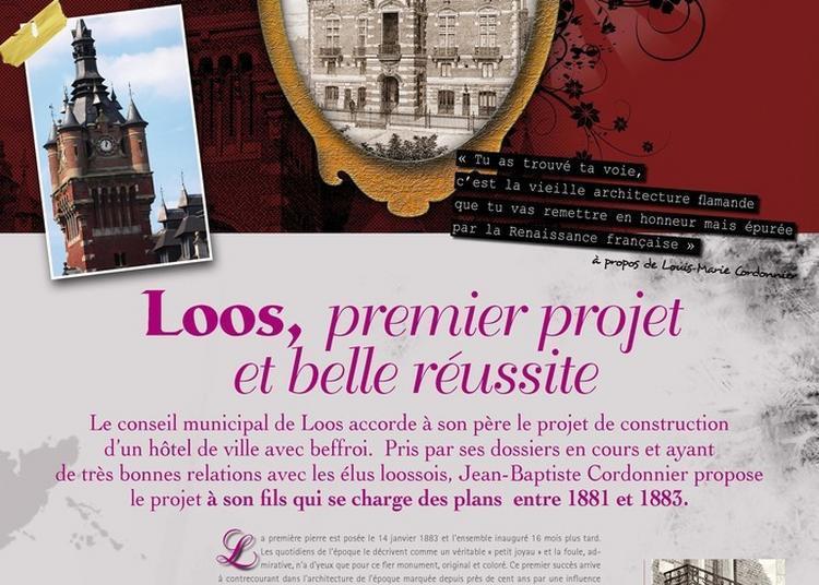 Exposition : Louis-marie Cordonnier, Visage[s] D'un Bâtisseur à Loos