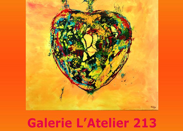 Exposition lumière à Paris 11ème