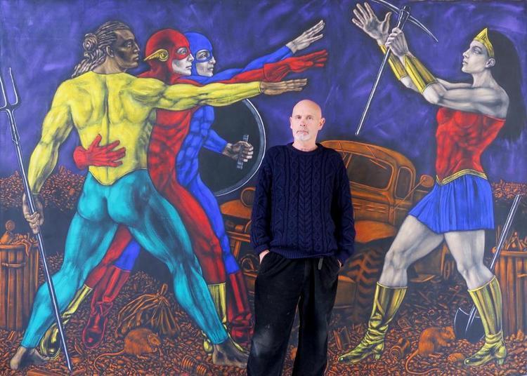 Exposition Macadam Heroes à Mont de Marsan