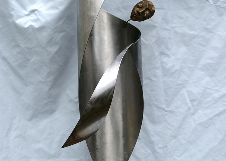 Exposition Marc Vubassone - Sculpteur à Dry