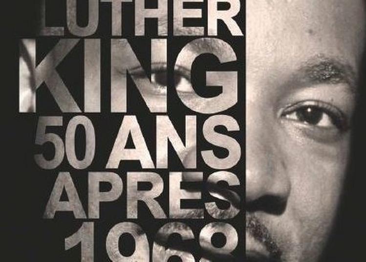 Exposition Martin Luther-king : 50 Ans Après à Auxerre