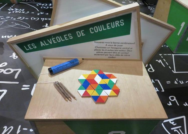 Exposition Mathissime à Clermont Ferrand