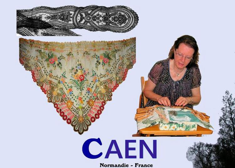 Exposition Merveilleuses Dentelles à Caen