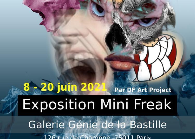 Exposition Mini Freak à Paris 11ème