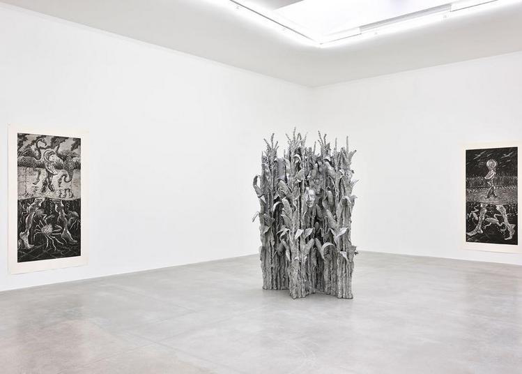 Exposition monographique de l'artiste Jean-Marie Appriou à Dijon