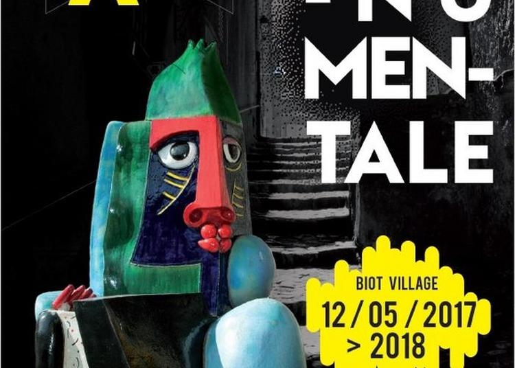Exposition Monumentale Xxl 2017-2018 à Biot