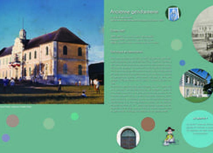 Exposition Monuments Historiques De Saint-pierre à Saint Pierre