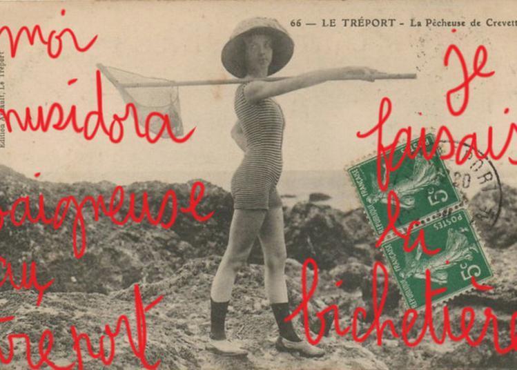 Exposition Musidora, La Jeunesse D'un Mythe à Le Treport