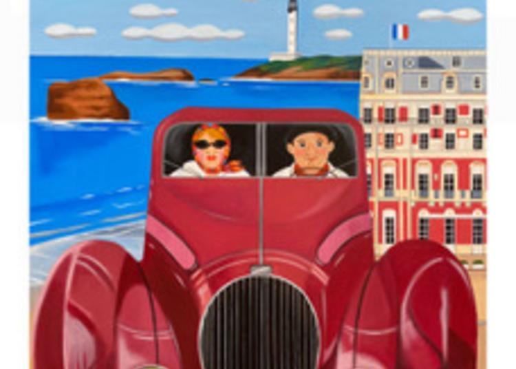 Exposition Nationale De Voitures Anciennes : Pays Basque Elégance Automobile à Biarritz