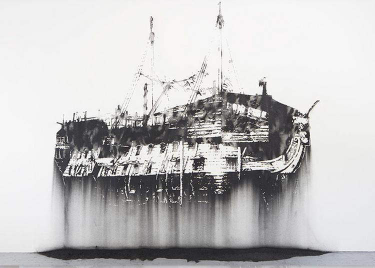 Exposition : Nicolas Daubanes à Bordeaux