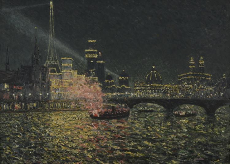 Exposition Nuits électriques à Le Havre