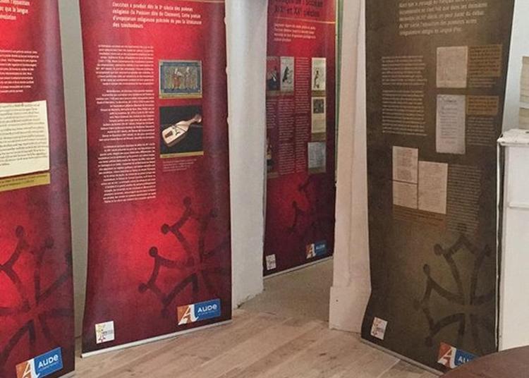 Exposition Occitan-occitanie à Fanjeaux