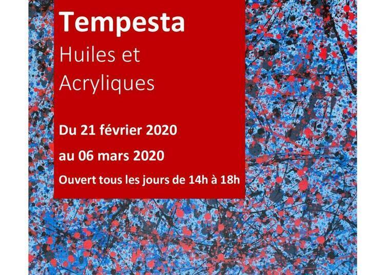 Exposition par Alain Tempesta à Saint Vit