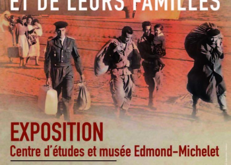 Exposition Parcours De Harkis Et De Leurs Familles à Brive la Gaillarde